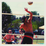2018 Bay Side Beach Volleyball Tournament