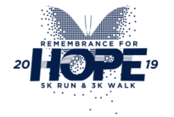 Remembrance 5KRun/3KWalk for HOPE