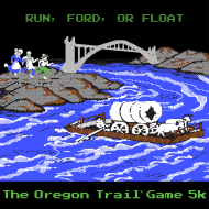 The 4th Annual Oregon Trail® Game 5k and Kids Run