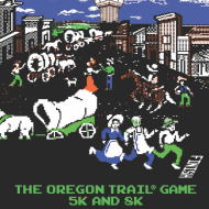 The 3rd Annual Oregon Trail® Game 5k and 8k