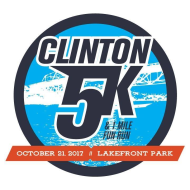 Clinton 5K & 1 Mile Fun Run
