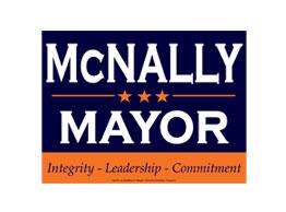 McNally For Mayor
