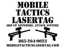 Mobile Tactics Laser Tag