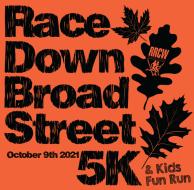 RRCW Race Down Broad Street 5K Run/Walk