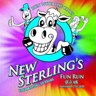 New Sterling Run with the Cows 5K, 10K, and Fun Run