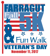 23rd Annual Farragut Fall 5K & Fun Walk