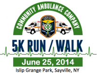 Community Ambulance 5k Run and Walk