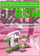 Changing and Advancing Nutrition Now (CANN) 5K Run/Walk