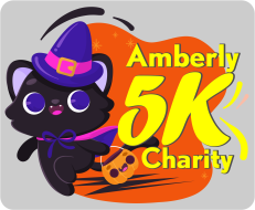 Amberly Charity 5K Logo