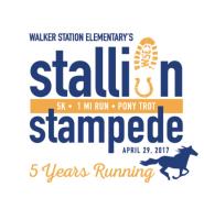 Stallion Stampede 5K & 1 Mile & Pony Trot