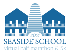 Seaside School Virtual Half Marathon + 5K