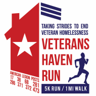 6th Annual Veterans Haven 5K Run and 1 Mile Walk