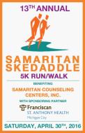 Samaritan Skedaddle 5K Run & Walk
