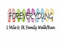 Forever Young 1 Mile & 5K Walk/Run