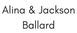 Jackson & Alina Ballard