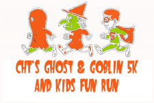CHT'S GHOST & GOBLIN 5K WALK/RUN AND KIDS FUN RUN
