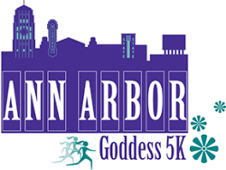 The Suburban Chevrolet Ann Arbor Goddess 5K & Mile Fun Run