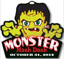 Monster Mash Dash Halloween Run