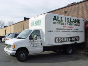 All Island Blower and Sheet Metal