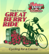 3rd Annual Great Berry Ride at Patterson Farm