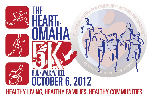 The Heart of Omaha 5k Run/Walk/Wheel