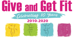 Rhonda Walker Foundation's Virtual Give and Get Fit 2020