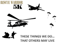 Rescue Warrior 5K