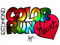 Redmond Color Run for Heart