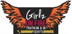 Girlz on Fire Women's Triathlon and 5K