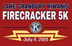 Lake Granbury Kiwanis Firecracker 5K