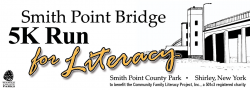 Smith Point Bridge 5K Run for Literacy
