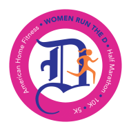American Home Fitness Women Run the D: Detroit Women's Half Marathon, 10K, and 5K
