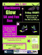 Blackberry Glow 5k and Fun Run