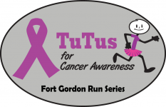Fort Gordon Tutus for Cancer Awareness 5K