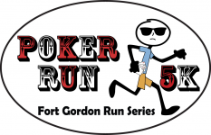 Poker Run 5K and 1M Fun Run