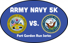 Fort Gordon Army Navy 5K