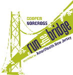 VOLUNTEER SIGN UP ~ Cooper Norcross Run the Bridge Event