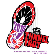 KATY TRAIL TUNNEL TROT