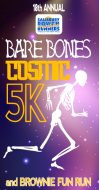 Bare Bones Cosmic 5K & Brownie Fun Run