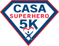 CASA Superhero Run