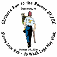 Shriners Run to the Rescue 3K/5K