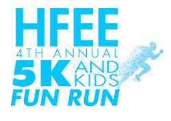 HFEE 5K Walk/Run - 2018