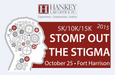 Hankey Law Stomp Out The Stigma (15K/10K/5K)