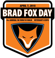 6th Annual Officer Brad Fox 5K Run/ 1K Walk and Brad Fox Memorial WOD