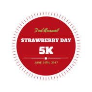 3rd Annual Strawberry Day 5k Run/Walk