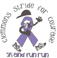 The Clemmons Stride for Courage 5K and Fun Run