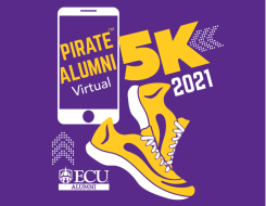 Pirate Alumni Virtual Road Race