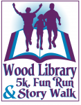 Wood Library 5K, Fun Run & Story Walk