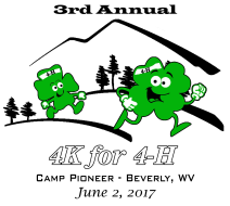 4K for 4-H Run/Walk and Fun Run