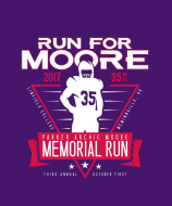 RUN FOR MOORE - Parker Archie Moore 3.5-mile Memorial Run / Walk